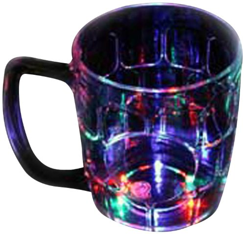 Flashing Colorful Beer Mug