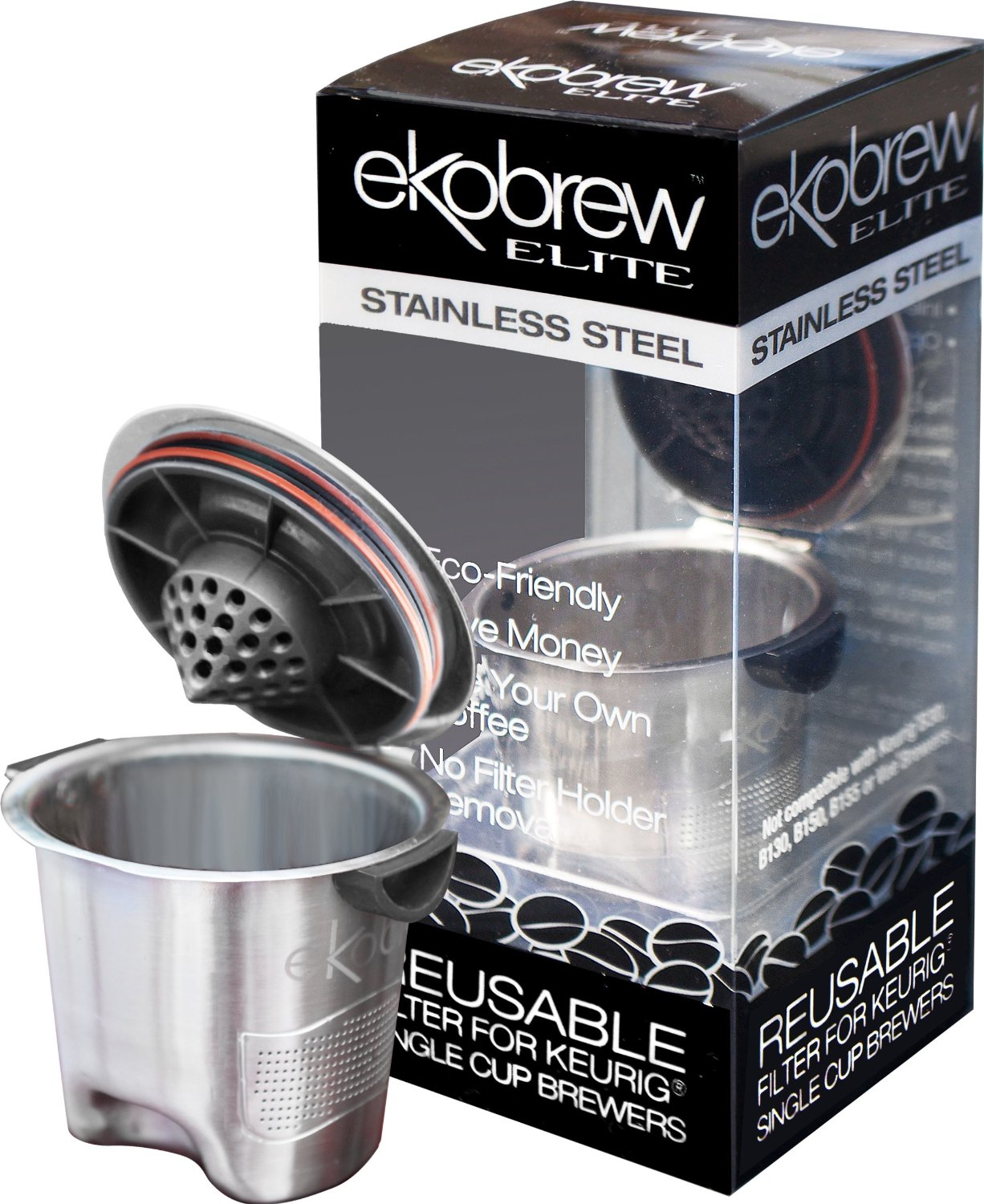 Ekobrew Reusable K-cup