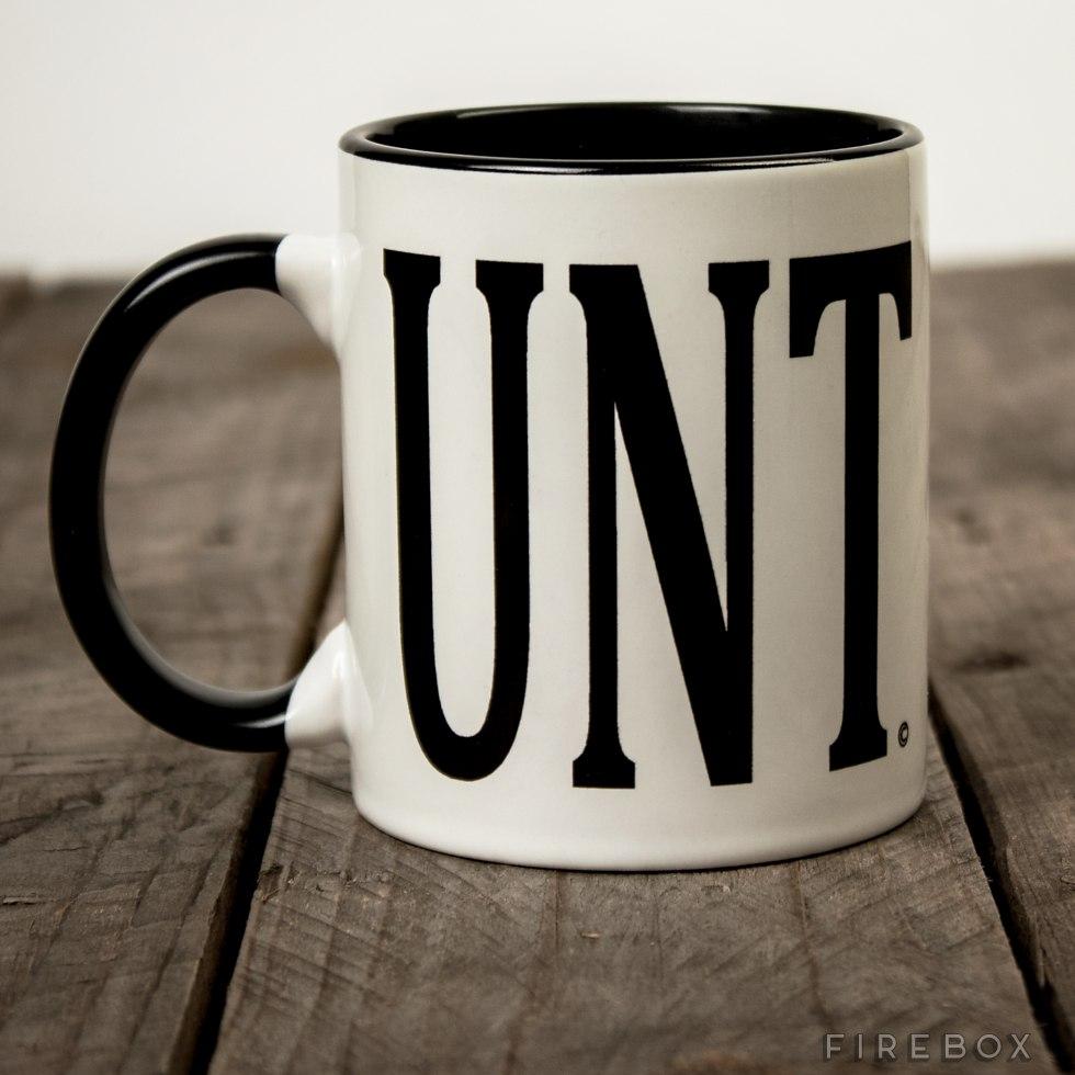 """""""Unt"""" Mug"""