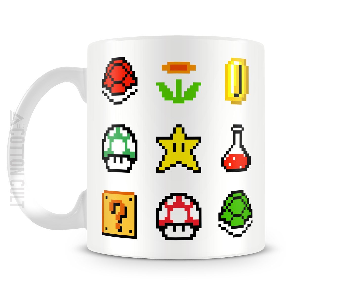 Super Mario World Power Up Mug